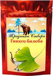 Гинкго билоба - чай из листьев