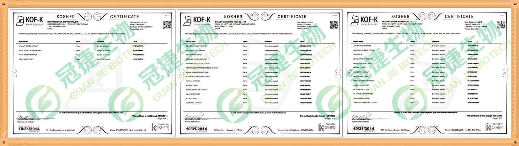Антродия сертификат